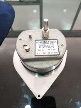 Relojes mecánicos 24/ 7 - WIND