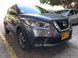 Vendo Nissan Kicks excelente estado