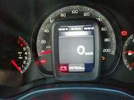 Automovil fiat one way