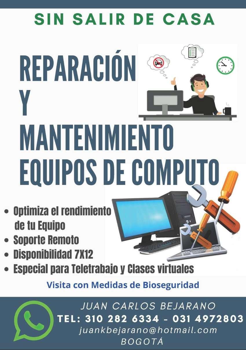 Sin Salir de Casa Reparación y Mantenimiento Equipos de Computo 0