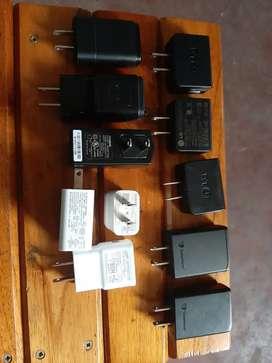 Vendo cargadores originales solo cargador o cubo, samsung,huawei, ,sony, lg, motorola solo cubo