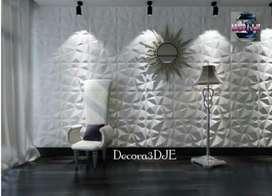 Panel decoración