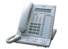 Tel. Inteligente Programador Panasonic Kxt7630 Central usado
