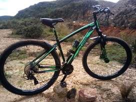 Bicicleta Ontrail Aluminio Rin 29. Precio fijo