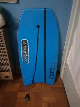 Tabla de bodyboard, marca boogieboard