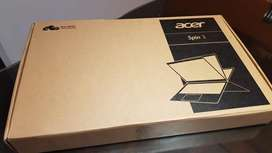 Acer I7 15.6 FHD Touch M. 12gb Disco 1tb