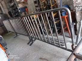 Fabricación de vallas metalicas