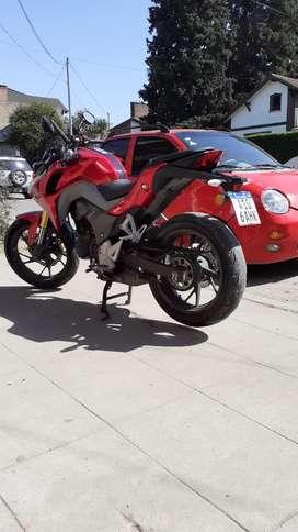 Vendo hondacb190