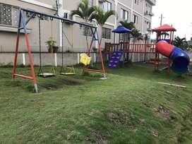 San Felipe Alquilo Dpto. Planta Baja en Conjunto Cerrado