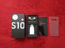 Samsung galaxy s10 plus 10/10 comprado en tienda samsung