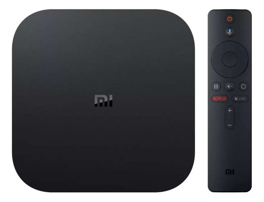 Xiaomi Mi Box Tv 4 ó S 4k Android 8.1 Mdz-22-ab 2gb/8gb 0