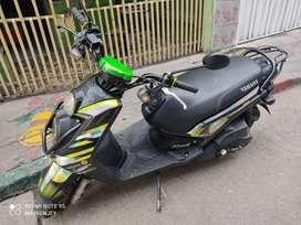 Vendo moto BWS 2012