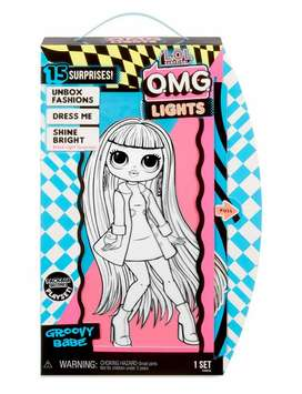 lol surprise omg lights lumieres-- neón