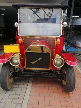 REPLICA FORD 1915 ELECTRICO