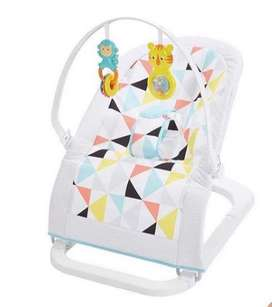 Silla mecedora portátil FISHER PRICE