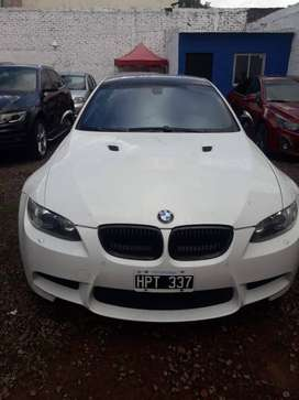 Vendo BMW M3 WHITE CARBON V8 2009