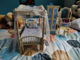 Barbie dormitorio