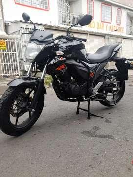 Suzuki gixxer 150 al día 2021