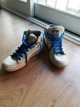 Zapatillas Adidas Varial Caña Alta