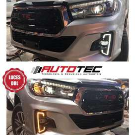 LUCES DRL TOYOTA, CHEVROLET