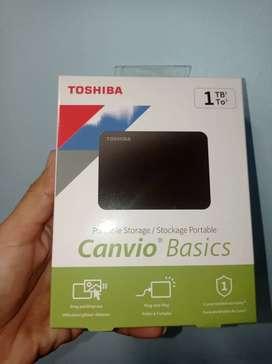 Disco duro externo 1tb Toshiba 3.0