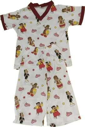 Pijama Niño Talla 8 Talla 10