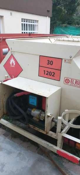 Dispenser de combustible