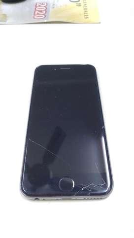 Iphone 6 marcada la pantalla y con problemas de red