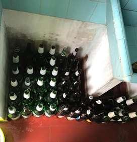 46 Envases de Cerveza