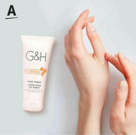 Crema para manos NUTRE +  G&H