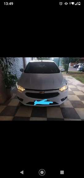 Chevrolet Ónix 2018