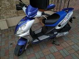 Motocicleta de Paseo