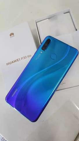 Huawei p30 lite nuevo, 1 año de garantía