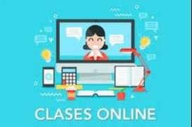 CLASES Y TAREAS DIRIGIDAS ONLINE