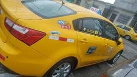 Alquiler de Taxi Amarillo Convencional