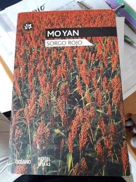 Libro SORGO ROJO de Mo Yan