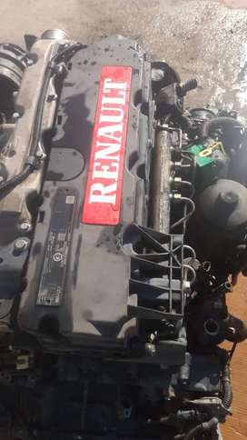 MOTOR RENAULT 220 CAMION CON 04 CORDOBA