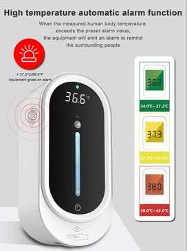 Dispensador Multifuncional con Sensor y Control de Temperatura
