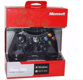Control Alambrico Para Pc Tipo Xbox ¡¡GRAN OFERTONN!!