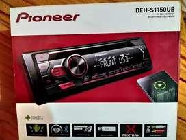En venta autoradio Pioneer DEH-S1150UB