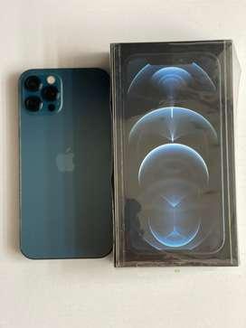 Iphone 12 pro de 128 Gb Azul