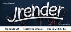 Modelado 3D y Videos Multimedia