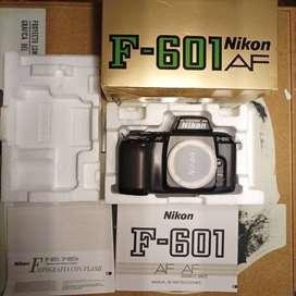 Cámara Nikon Af F-601