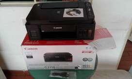 Vendo Impresora Canon G-3110