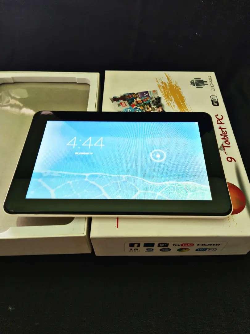 Tablet 9  4core 16gb 1gb Hdmi Combo Funda + Cable Otg Y Hdmi 0