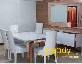 Comedores salas alcobas sofas