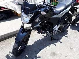 Vendo moto Honda cbf 160
