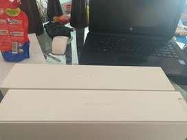 Caja de Apple watch Sport con cargador de 1 metro incluido