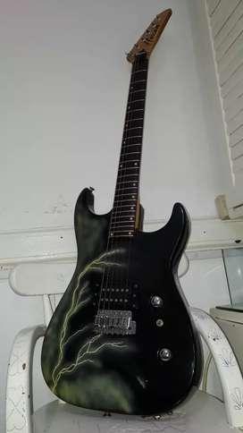 Guitarra electr Hoxon