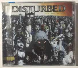 Disturbed Ten Thousand Fist Cd Nuevo